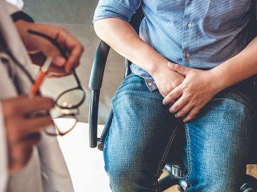 ¿Puede una infección de próstata afectar a las relaciones sexuales?